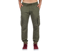 Reflex Rib Cargo Pants olive