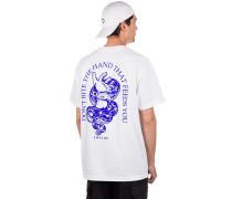 Vermin Hands T-Shirt white