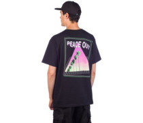 Peace Out T-Shirt black