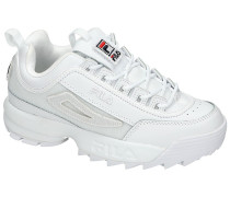 Disruptor II Patches Sneakers white