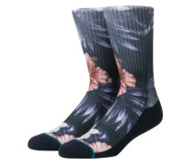 Lounge Bird Socks navy