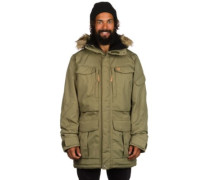 Yupik Parka Jacket green