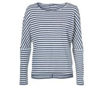 Essentials Striped T-Shirt LS blue
