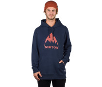 Classic Mountain High Hoodie mood indigo