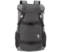 Landlock III Backpack gunmetal