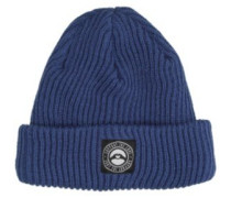 Fisherman Beanie blue