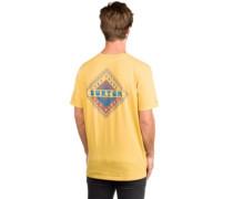 Anchor Point T-Shirt ochre