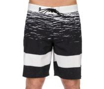 "Era 19"" Boardshorts white dark water"
