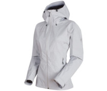 Convey Tour Hooded Outdoor Jacket marble