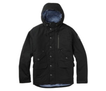 Sherman Jacket true black