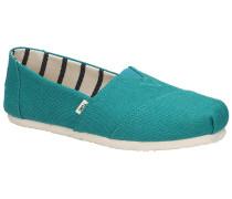 Alpargata Slip-Ons blue