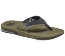 Fanning Low Sandals olive