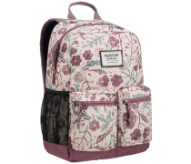 Gromlet Backpack etched flowers bgs