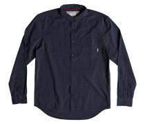 Ev Stripe Shirt LS navy blazer everyday stri