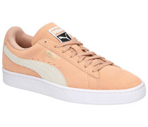 Suede Classic Sneakers whisper white