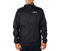 Attacker Windbreaker black