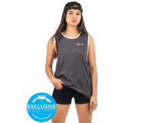 Down4You Tank Top charcoal