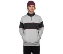 Refresh Half Zip Sweater black