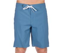 Sidestripe Boardshorts copen blue