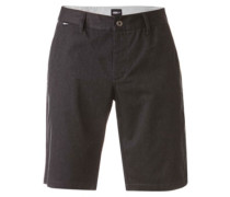 Essex Pinstripe Shorts charcoal