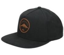 Mountain Stashe Cap vintage black