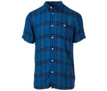 Square Shirt blue indigo