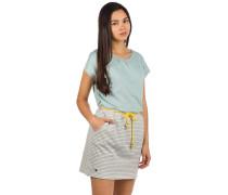 Agness Dress stripes
