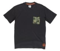 EA Knit T-Shirt off black