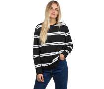 BT Authentic Stripes Long Sleeve T-Shirt white
