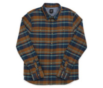 Banfield II Shirt LS toffee