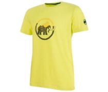 Trovat T-Shirt canary melange