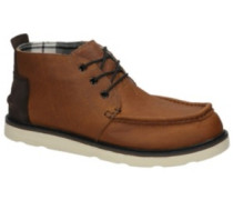 Chukka Shoes waterproof brown pull up