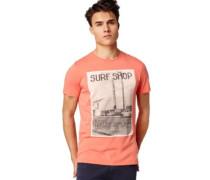 The 50'S T-Shirt deep sea coral