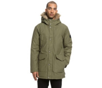 Bamburgh 2 Jacket burnt olive