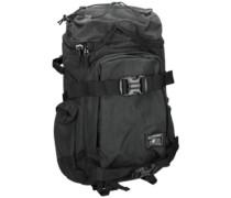 The Explorer Backpack black heather