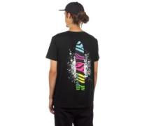Swallow Tail T-Shirt black