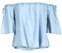Blues Baby T-Shirt LS chambray