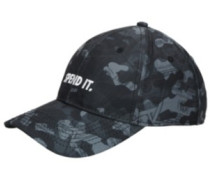 Spend It Curved Cap black