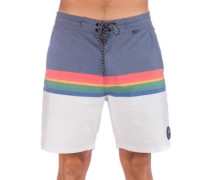"Beachside Pendltn Crater Lake 18"" Shorts obsidian"