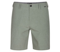 Phantom Boardwalk 18.5'' Shorts clay green