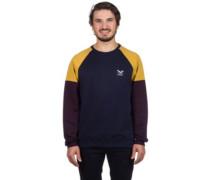 Chump Crew Sweater navy yellow
