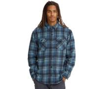 Brighton Tech Insulated Flannel Shirt LS mood indigo humboldt plai