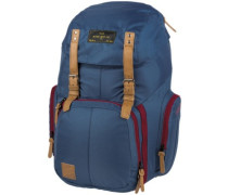 Weekender 42L Backpack blue steel