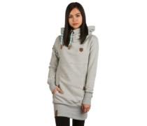 Lange XI Hoodie grey melange