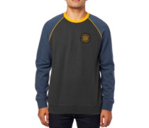 Chu Crew Sweater black vintage