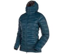 Miva In Hooded Outdoor Fleece Jacket orion