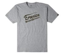 Switchblade Script T-Shirt heather