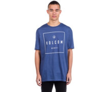 Scribe DD T-Shirt deep blue