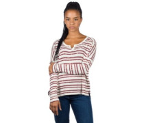 Maya T-Shirt LS slate rose