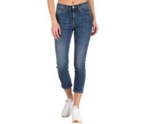 Patti Ankle Jeans blue prime stone FW